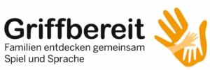 Logo von Griffbereit – Familien entdecken gemeinsam Spiel und Sprache