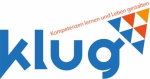 Logo von klug – Kompetenzen lernen und Leben gestalten