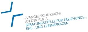 Logo Evangelische Kirche an der Ruhr - Beratungsstelle für Erziehungs-, Ehe- und Lebensfragen
