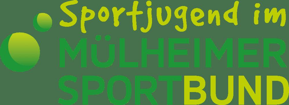 Logo der Sportjugend im Mülheimer Sportbund