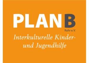 Logo PLAN B – Interkulturelle Kinder- und Jugendhilfe