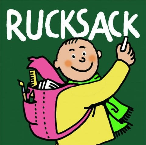 Logo Rucksack Schule